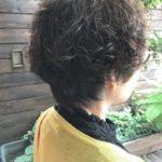 髪質改善でパーマエステ