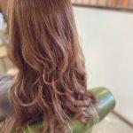 毛先まで艶々の髪へ